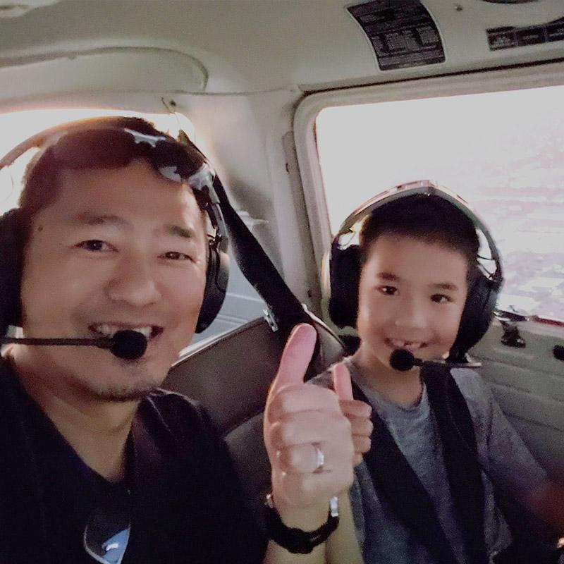 Kid's Pilot Course